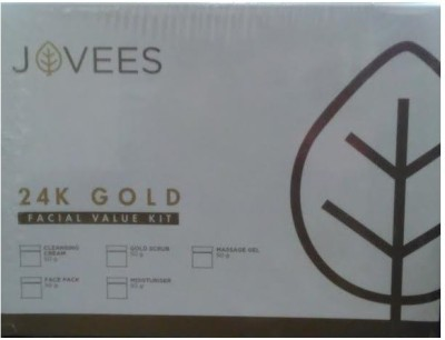 Jovees 24 Carat Gold Facial Kit Large 250 g