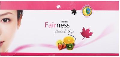 Nandini Herbal Care Fairness Facial Kit, 130g + 120ml 250 g