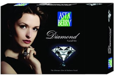 Astaberry Diamond Facial Kit 118 g