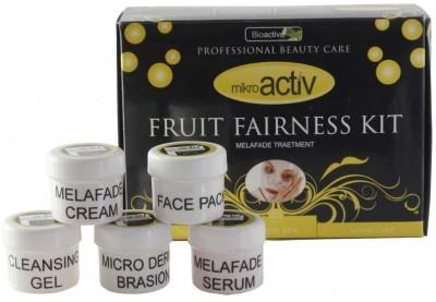 MikroActiv Fruit Fairness Facial Kit 10 g