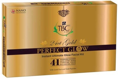 TBC by Nature 24 Ct Gold Perfect Glow Instant Ultimate 55 g