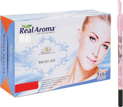 Real Aroma White Beauty 740 g