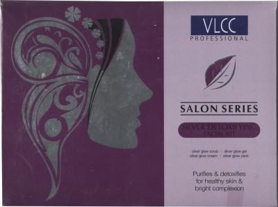 VLCC Salon Series Silver Detoxifying Facial Kit 240 g