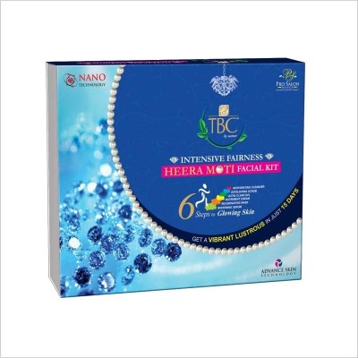 TBC by Nature Intensive Fairness Heera Moti Facial Kit 260 g