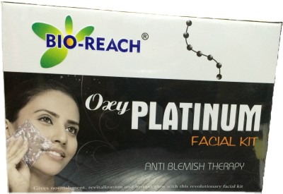 Bio Reach OXY PLATINUM FACIAL KIT 250 g