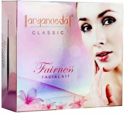 Aryanveda Herbals Fairness facial Classic Kit 430 gm
