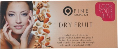 9fine Dry Fruit Facial Kit 270 g