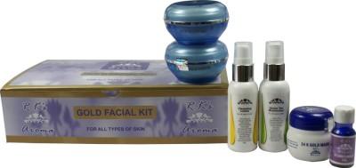 RK's Aroma 24k Gold Facial Kit 750 g