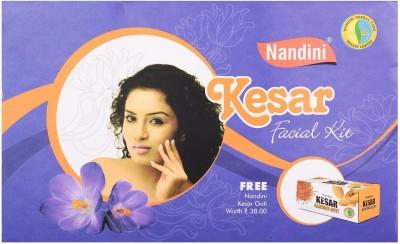 Nandini Herbal Care Kesar Facial Kit 78 g