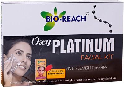 BIO REACH OXY PLATINUM FACIAL KIT 80 g