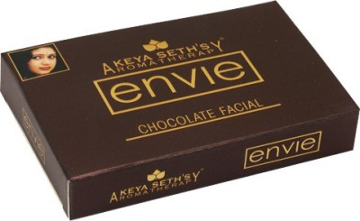 Keya Seth Envie Chocolate Facial Kit 23 g(Set of 5)