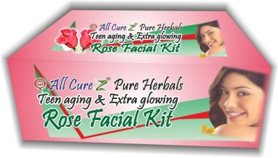 All Curez Rose Facial Kit 500 g