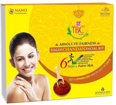 TBC by Nature Absolute Fairness Haldi Chandan Kit 250 gm