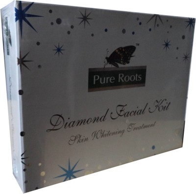 Pureroots Diamond Facial Kit 300 g