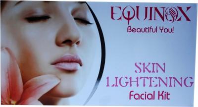 Equinox Skin Lightening Facial Kit 250 gm