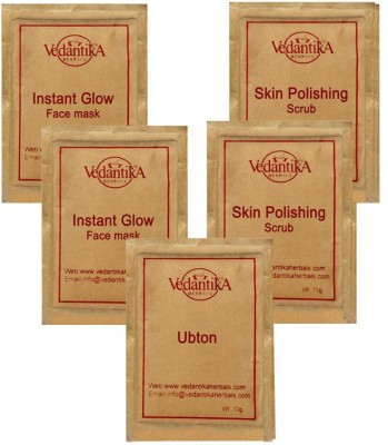 Vedantika Herbals Facial kit Sachet 50 g