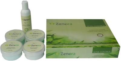 Zenora Acne Control Professional Treatment Facial Kit 340 g