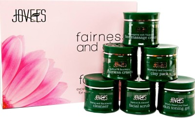 Jovees Fairness & Glow Facial Kit 315 g