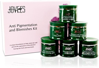 Jovees Anti Pigmentation and Blemish Kit Large 315 g(Set of 6)