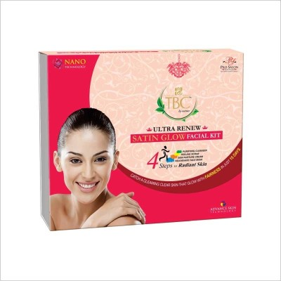 TBC by Nature Ultra Renew Satin Glow Facial Kit 400 g