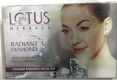 Lotus Radiant Diamond Facial kit 37 g