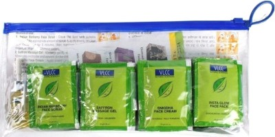VLCC Insta Glow Facial Kit(Set of 5)