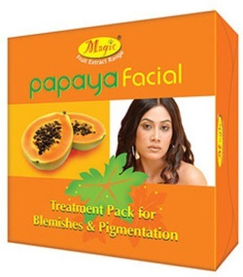 Nature's Essence Papaya Facial Kit 180 g(Set of 4)