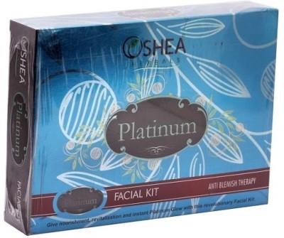 Oshea Herbals Platinum Facial Kit Skin Whitening 42 g