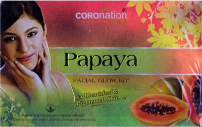 Coronation Herbal Papaya Glow Kit 45 g