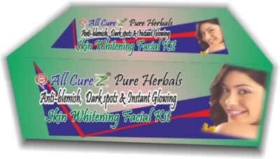All Curez Skin Whitening Facial Kit (Mini) 150 g