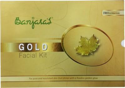 Banjaras Facial Kit Gold 400 g