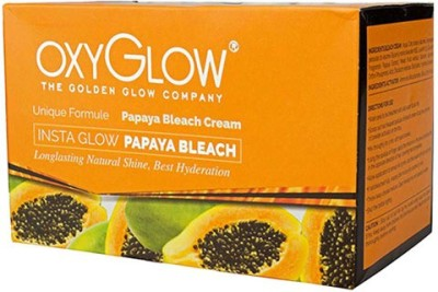 Oxyglow Golden Glow Papaya Bleach Cream 240 g