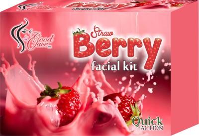 Cute & Care Strawberry Facial Kit 550 ml
