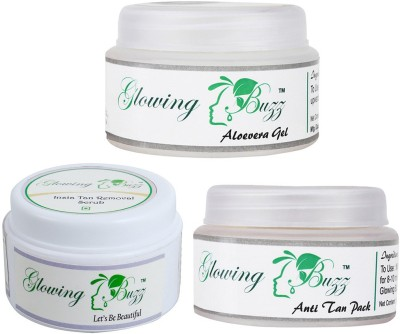 Glowing Buzz Clean Up Kit 130 g