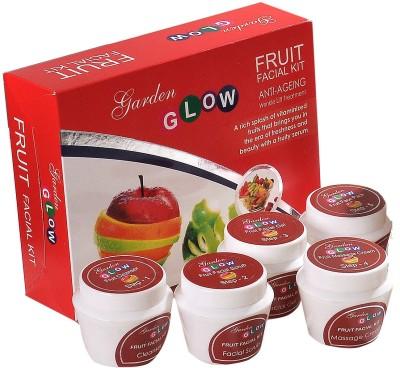 Garden Glow Fruit Facial Kit 275 g