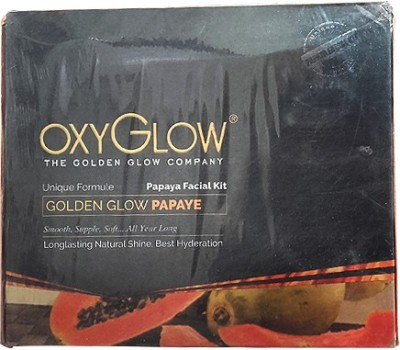 Oxyglow Golden Glow Papaya Facial kit 260 g