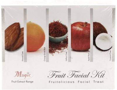 Nature's Essence Magic Fruit Facial Kit 240 ml