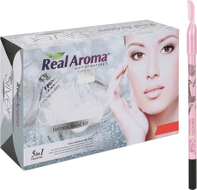 Real Aroma Silver Fairness 740 g