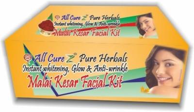 All Curez Malai Kesar Facial Kit 500 g