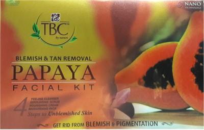 TBC BY NATURE PAPAYA FACIAL KIT 55 g