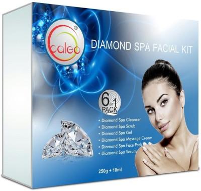 Caleo Diamond Facial Kit 250 g