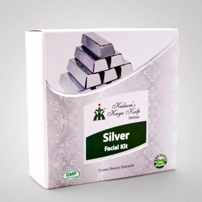 Kulsum's Kaya Kalp Silver Facial Kit 60 g