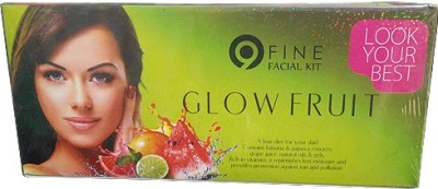 9fine Glow Fruit Facial Kit 270 g