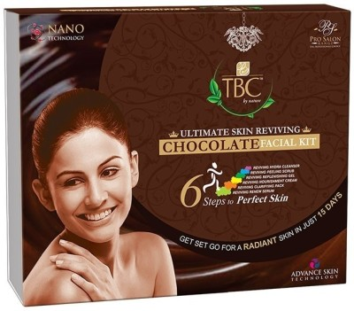 TBC by Nature Chocolate Facial Kit 250 gm