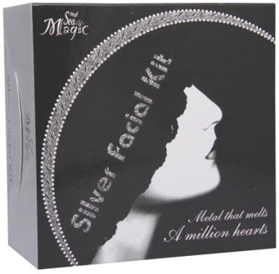 Nature's Essence Silver Facial Kit 180 g