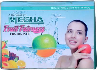 Megha FRUIT FAIRNESS FACIAL KIT 210 g