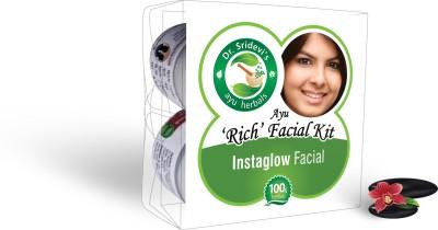 Dr. Sridevi,s Ayu ,Rich, Facial Kit -Instaglow Facial 200 g