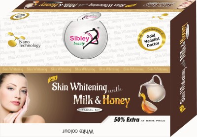 Sibley Beauty Skin Whitening With Milk & Honey 139 g