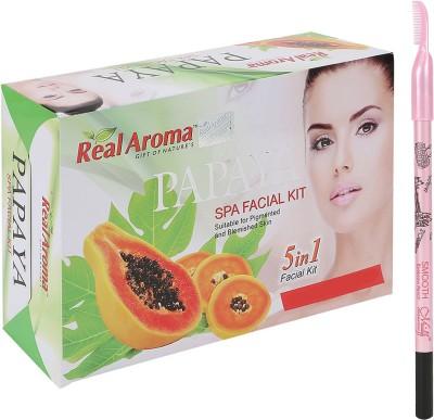 Real Aroma Papaya Spa 710 g