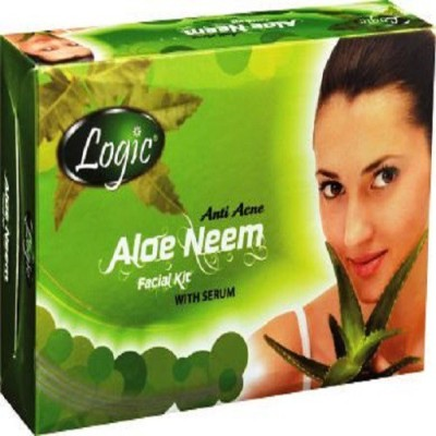 Logic Aloe Neem Facial Kit 310 g